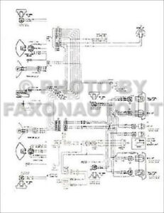 chevette schematic 1976 chevy chevette foldout wiring diagrams electrical ... #14