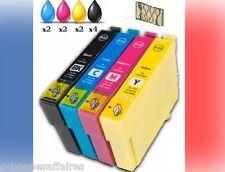 10 CARTOUCHES COMPATIBLES EPSON STYLUS SX425W SX435W SX440W SX445W Office BX305F