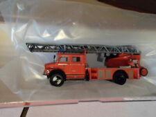 1//87 Brekina 150 Jahre Berliner Feuerwehr Set VW T1b MB L 4500 LF 25  90375
