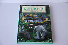 Easy to Make Knitted Toys (25 designs) by Joy Gammon Small Hardback book (Anaya)