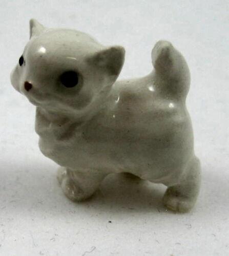 Hagen Renaker miniature made in America Persian kitten