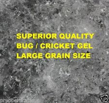 50g Dry Bug Gel Granules For Spiders Insects Cockroaches Crickets MAKES 12L !!