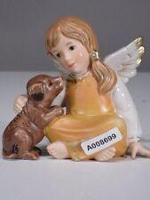 +# A008699 Goebel Archiv Muster Engel mit Hund Dog Welpe Limited 41-308