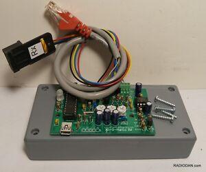 CW ID for Motorola GM CDM series radio CDM1250 GMRS Repeater Controller GM300