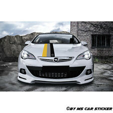 Opel Motorsport Performance Cer Strip Car Decal Sticker Film Set DecoM