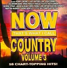 Now That's What I Call Country, Vol. 3 by Various Artists (CD, Sep-2010, EMI Music Distribution)