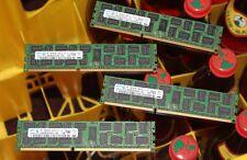 Samsung 32GB M393B1K70CH0-CH9 DDR3 PC3-10600R ECC 4x 8GB