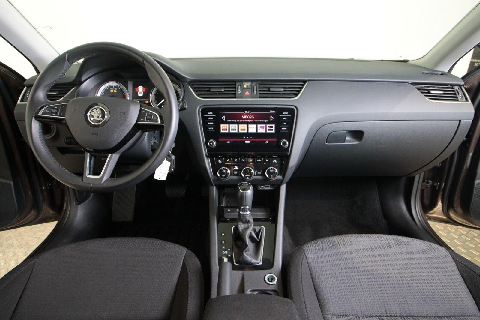 Skoda Octavia TSi 150 Style DSG