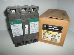 GENERAL ELECTRIC TED134050WL  50AMP CIRCUIT BREAKER **FREESHIPPING**