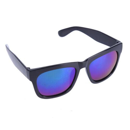 Frauen-bunte Sonnenbrille-Weinlese-Retro reflektierende GläserPDH