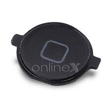 Botón Home para iPhone 4G, 4S Negro a1363