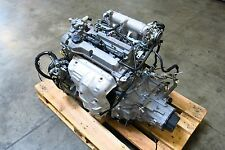 JDM 99-03 Mazda Protege 323 Familia ZL 1.5L DOHC Engine 5 Speed Transmission