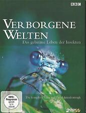DVD - Verborgene Welten - Das geheime Leben der Insekten (2 DVDs) / #718