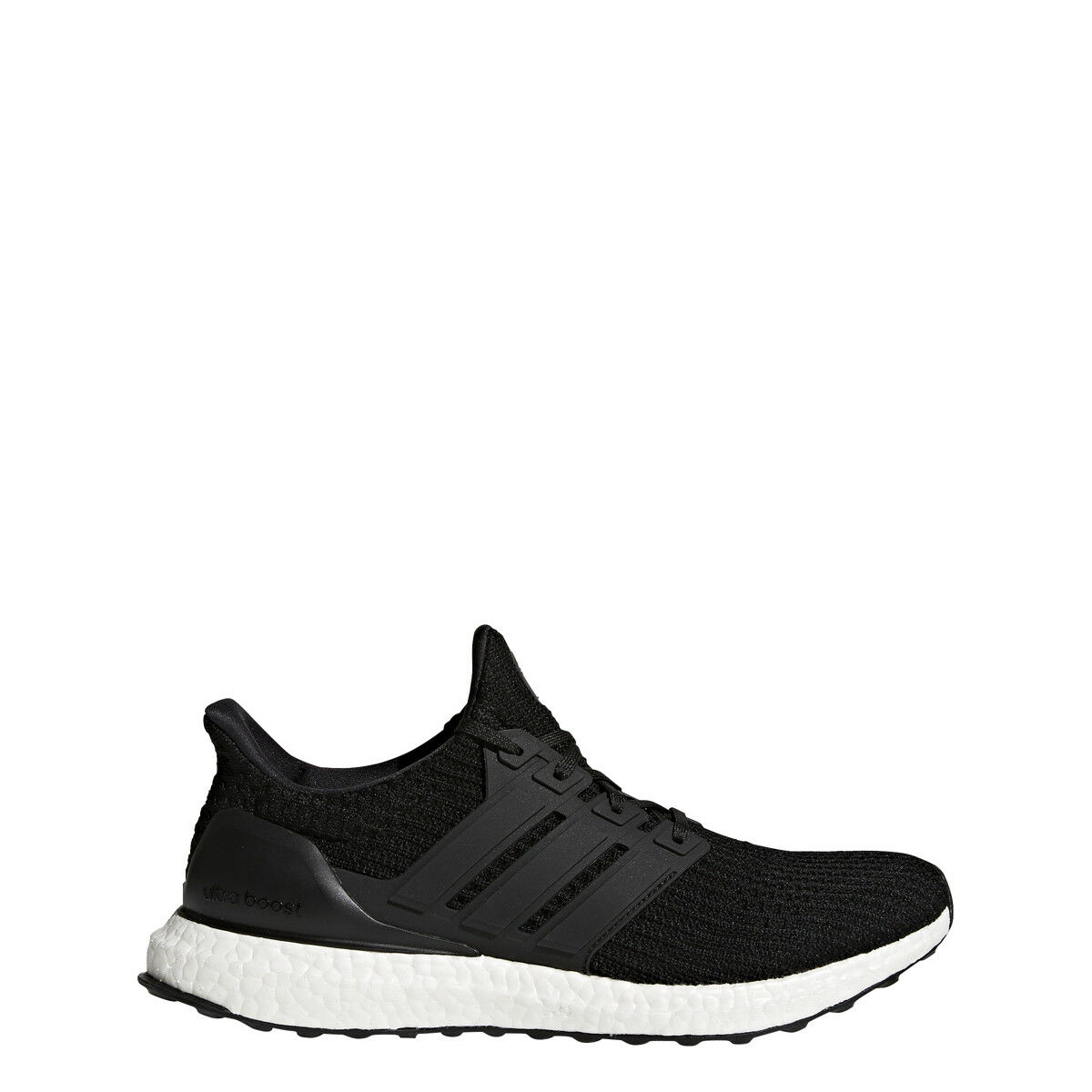 New Men's ADIDAS UltraBoost Ultra Boost 4.0 Running Sneaker BB6166 Black White
