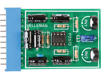 Velleman K2572 Universal Stereo Pre-amplifier