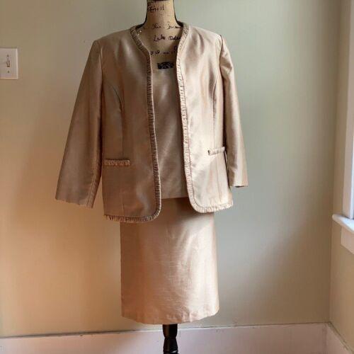 Kasper three piece skirt suit size 18