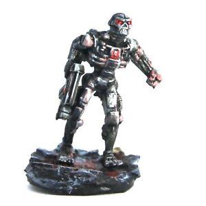 Skeletal-Robot-MAR-Advancing-28mm-Unpainted-Metal-Wargames