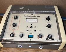 Chattanooga Intelect Model 500 Ultrasound Generator