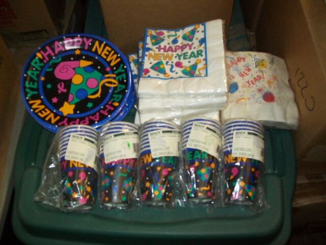 New Years Eve Party Bundle Supplies Package | eBay