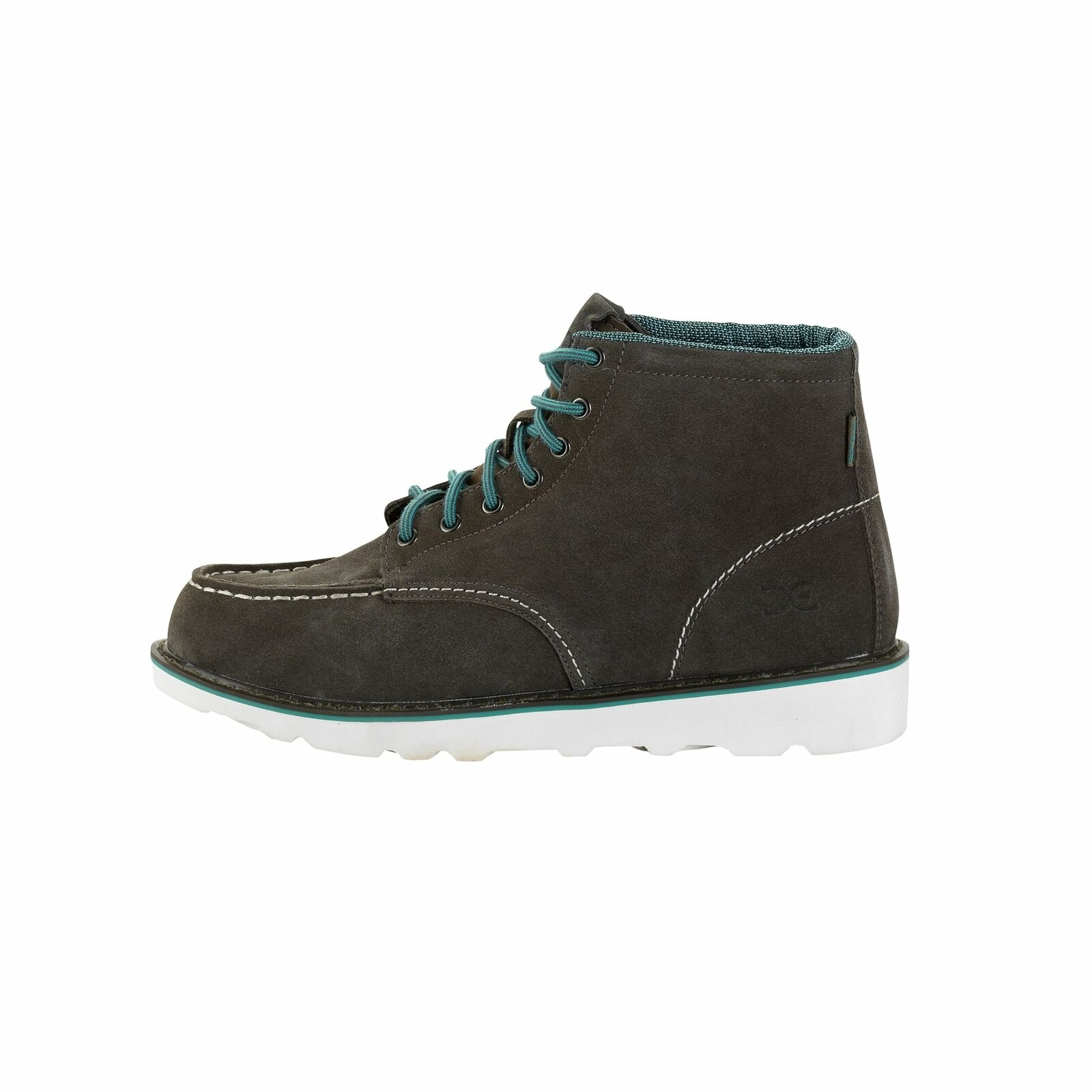 Hey Dude shoes Mens Rocca Bruno Suede Moc Toe Boots