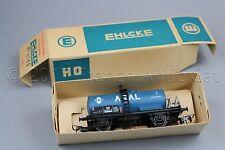Y358 EHLCKE train Ho 393/ 1162 wagon citerne ARAL DB  Kesselwagen Märklin