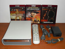 Reproductor HD DVD Player # 5 para XBOX 360 + accesorios + 3 películas de regalo