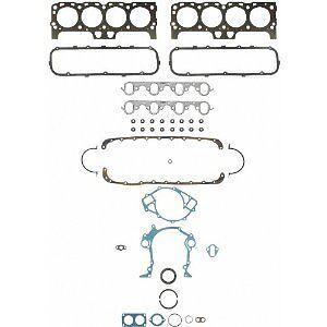 Fel-Pro Full Engine Kit Gasket Set for 1979-91 Ford Medium Duty Truck 429