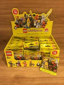 LEGO-Minifigures-71013-Series-16-Pick-Your-Own-Buildable-Figure-Prices-Vary
