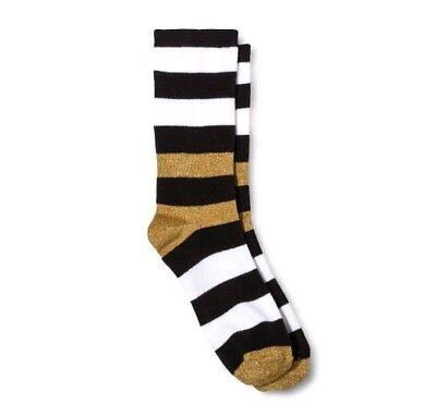 Merona Women/'s Casual Crew Socks Berry Maroon Burgundy Size 4-10 New
