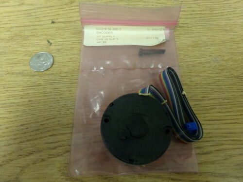 NEW BEI Optical Encoder MX216 38-500-G-R18 w// Screws  *FREE SHIPPING*