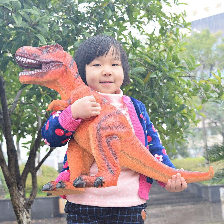 Dinosaur model 65 cm Tyrannosaurus Rex big size action figure kids Dinosaur toy