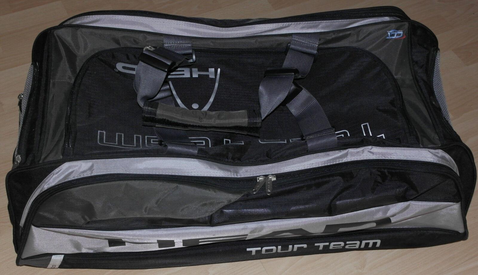 Head CCT Universel Sport géant sac Travel Bag 120 L verstärtkte porte ceintures