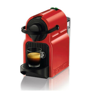 Breville Nespresso Inissia Original Espresso Machine, Red