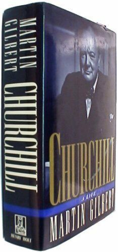 Churchill: A Life by Gilbert, Martin 0434291838 The Cheap Fast Free Post