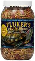 Fluker''s Buffet Blend Aquatic Turtle Formula For Pets, 7.5-ounce .
