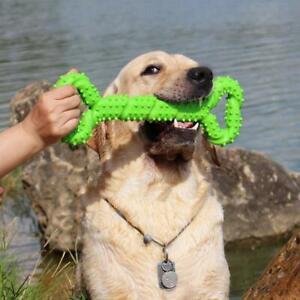 Giochi da masticare resistenti per cani grandi 13 pollice Forma verde