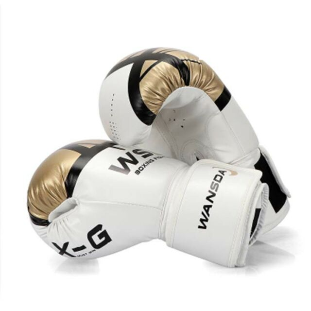Child//Adult Boxing Gloves Grappling Punching Bag Training Martial Arts Sparring