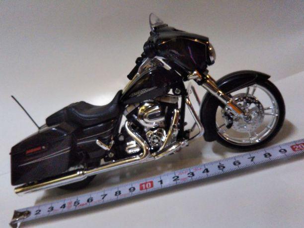 HARLEY DAVIDSON DIEGAT MOTORCYCLE 1  12 STREET GRIDE SÄRSKILD NIB 20cm FRÅN japan