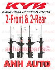 4-KYB Excel-G®  Strut/Shocks  2-Front & 2-Rear  Subaru WRX Impreza 04 05 06 07