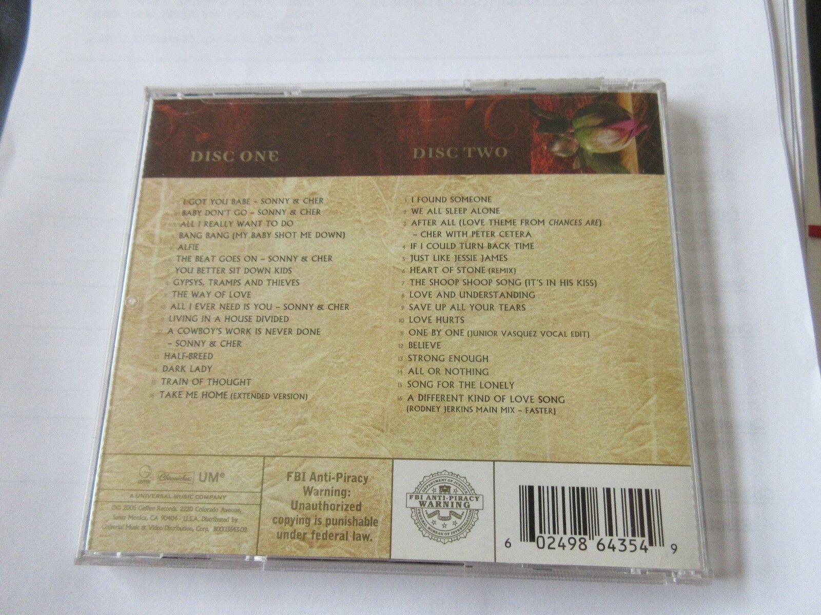 Cher , Gold , CD 696555089456