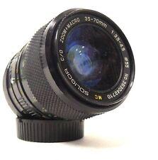 Soligor Zoom Master  3,5-4,5/35-70 mm C/Y Contax Mount Vitage Objektiv 1825