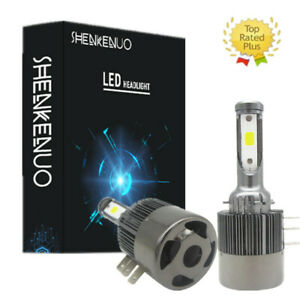 H15-WHITE-CANBUS-ERROR-FREE-HIGH-BEAM-DRL-CSP-SEOUL-LED-HEADLIGHT-BULB-120W