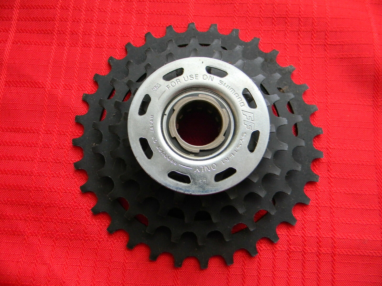 VINTAGE SHIMANO FF  SYSTEM 14 X 28 MULTIPLE FREEWHEEL, 5 SPEED  shop online today