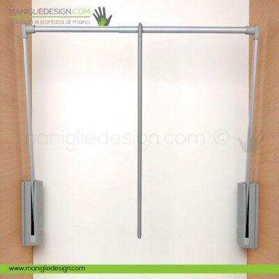 Spirited Servetto 3000 Grigio Alluminio Per Armadio Other Home Furniture