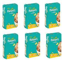 _pampers Windeln Baby Newborn Gr.1 2-5kg 258 Stück 100% Oryginal
