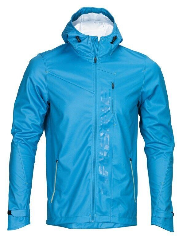 L azul Shark bike ropa deportiva chaqueta moto chaqueta Softshell de los hombres   9505200391