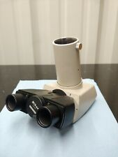 Nikon Optiphot Labophot F Microscope Trinocular Head