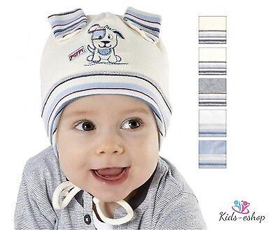 Attento Baby Boys Cappello Cucciolo Primavera Autunno Cotone Neonato - 18 Mesi-mostra Il Titolo Originale Altamente Lucido