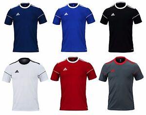 b00a304e22f Adidas Squadra 17 S S Jersey BJ9171 T-Shirts Training Top Soccer ...