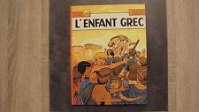 BD Alix - L'enfant grec - Casterman 1980 EO